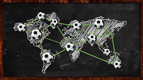 世界サッカー